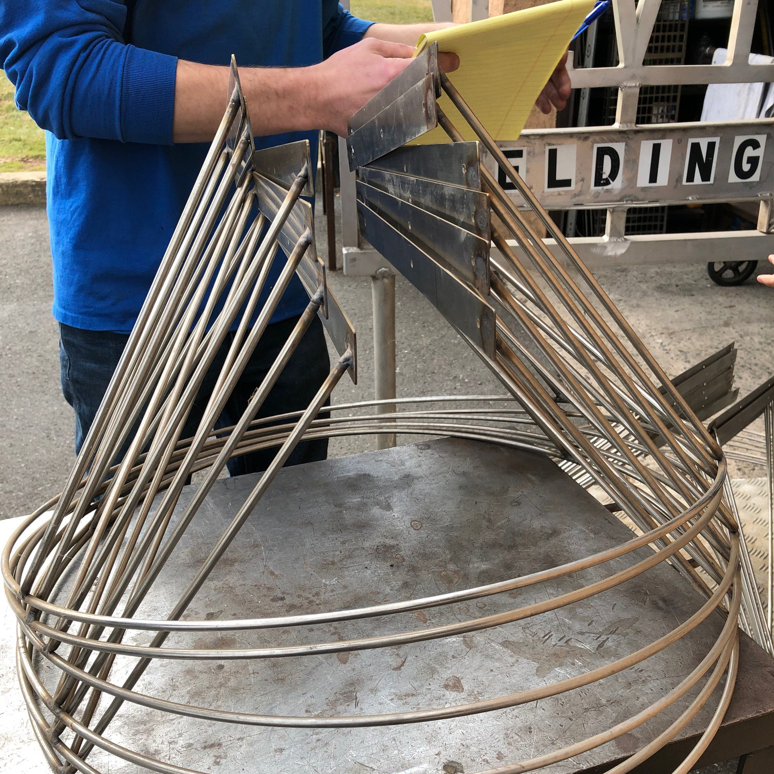 Stainless Steel Windsock Frames