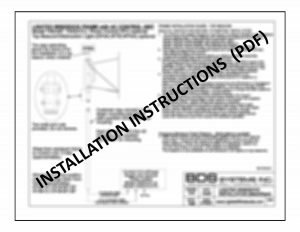 Installation Instructions coversheet for website Low