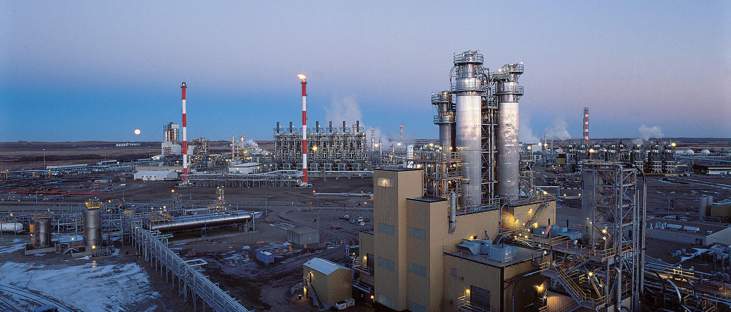 Petrochemicals Oil & Gas Refineries